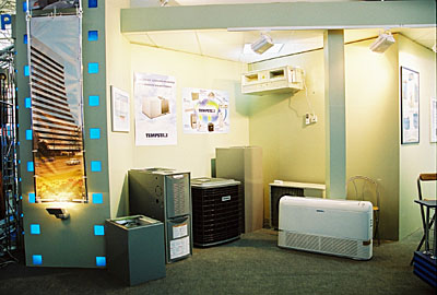 Heat Vent Exhibition 2004